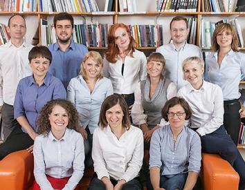 zespół Forum Odpowiedzialnego Biznesu