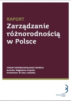 Zarządzanie różnorodnością w Polsce