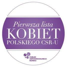 Pierwsza lista kobiet polskiego CSRu