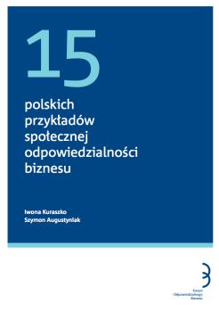15 polskich przykładów społecznej odpowiedzialności biznesu