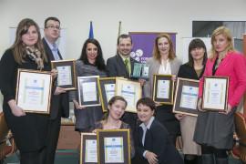 Laureaci konkursu Raporty Spoleczne 2013