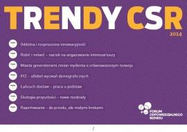 Trendy CSR 2014