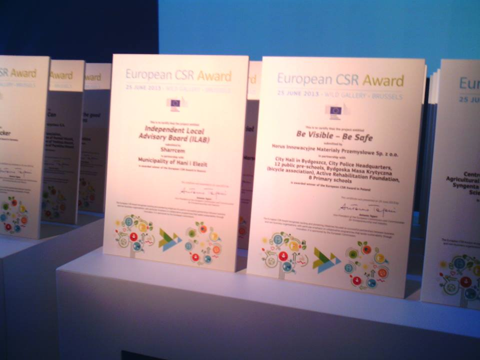 CSR Awards, społeczna odpowiedzialność biznesu