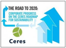 The Road to 2020: Corporate Progress on The Ceres Roadmap for Sustainability – Ceres i Sustainalytics