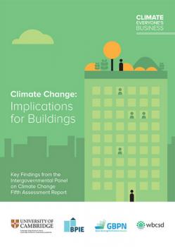 Zmiany klimatu: wnioski dla przemysłu budowlanego