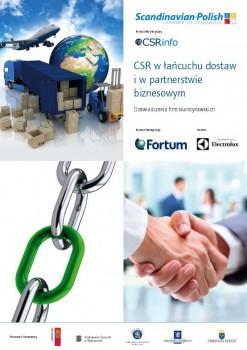 CSR w łańcuchu dostaw i w partnerstwie biznesowym. Doświadczenia firm skandynawskich