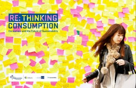 Re: Thinking Consumption. Consumers and the Future of Sustainability