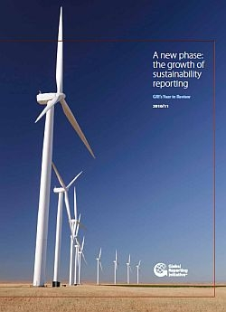 A new phase: the growth of sustainability reporting. Year in Review 2010/11