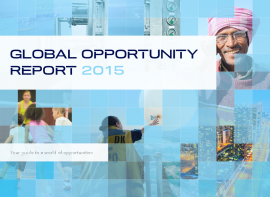 Global Opportunity Report 2015