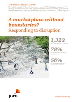 18th Annual Global CEO Survey