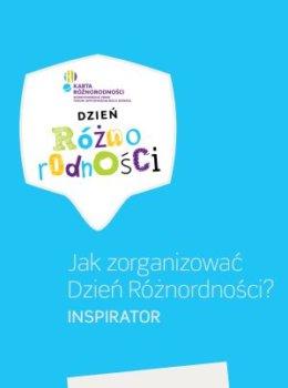 Inspirator: Jak zorganizować Dzień Różnorodności – ulotka do druku