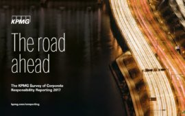"""""""The road ahead"""" The KPMG Survey of Corporate Responsibility Reporting 2017"""
