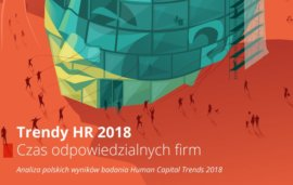 Trendy HR 2018. Czas odpowiedzialnych firm