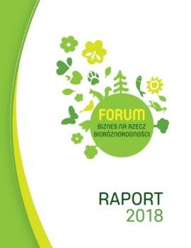 Raport Biznes na rzecz bioróżnorodności