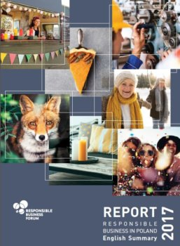 REPORT Responsible business in Poland 2017