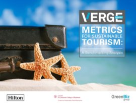 Metrics for Sustainable Tourism