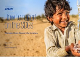 How to Report on the SDGs: What Good Looks Like and Why It Matters