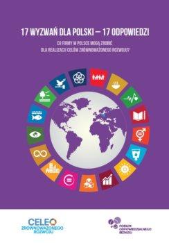 17 wyzwań dla Polski – 17 odpowiedzi. Co firmy w Polsce mogą zrobić dla realizacji Celów Zrównoważonego Rozwoju?