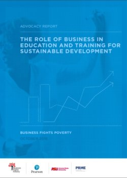 The Role of Business in Education for Sustainable Development