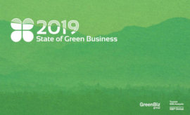 State of Green Business 2019