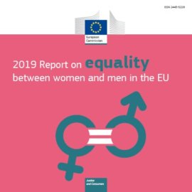 2019 Report on equality between women and men in the EU