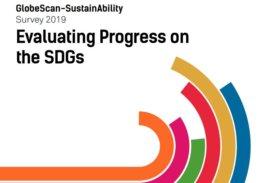 Evaluating Progress on the SDGs. GlobeScan-SustainAbility Survey 2019