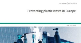 Preventing plastic waste in Europe