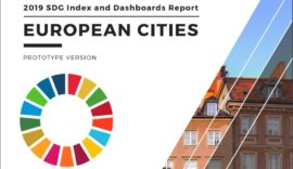 SDG Index and Dashboards Report for European Cities