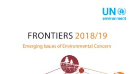 Fronties 2018/2019. Emerging Issues o Environmental Concern