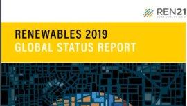 Renewables 2019 Global Status Report