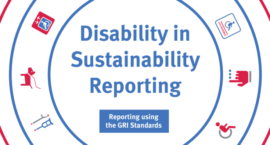 Disability in Sustainability Reporting