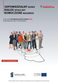 Odpowiedzialny biznes. Dialog społeczny. Nowoczesne Mazowsze