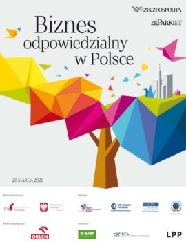 """""""Biznes odpowiedzialny w Polsce"""" w dzienniku """"Rzeczpospolita"""" z udziałem ekspertek i ekspertów FOB"""