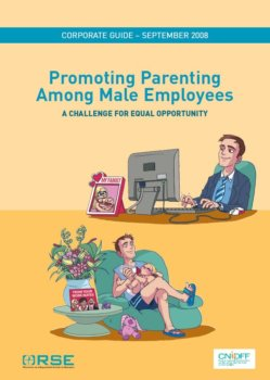 Promoting parenting among male employees