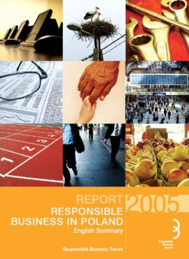 Responsible business in Poland 2005 Report – english summary