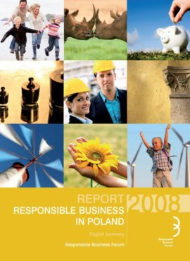Responsible business in Poland 2008 Report