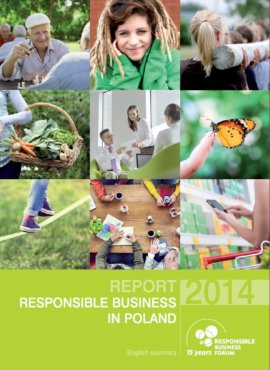 Report on Responsible Business in Poland. Good Practices 2014