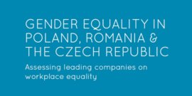 Gender Equality in Poland, Romania & the Czech Republic