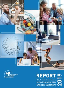 Responsible business in Poland 2019. English Summary