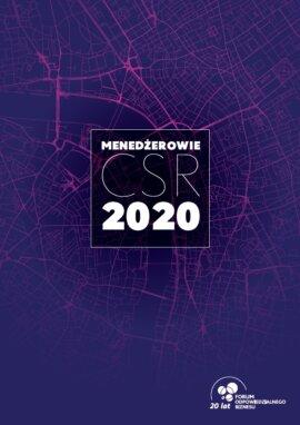 Menedżerowie CSR 2020