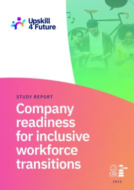 Company readiness for inclusive workforce transitions