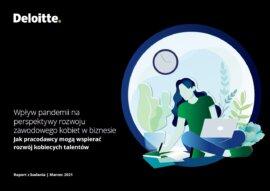 Wpływ pandemii na perspektywy rozwoju zawodowego kobiet w biznesie