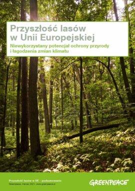 Przyszłość lasów w Unii Europejskiej