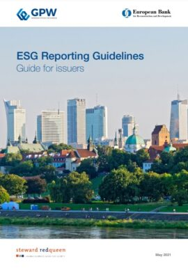 ESG reporting Guidelines
