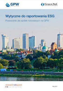 Wytyczne do raportowania ESG
